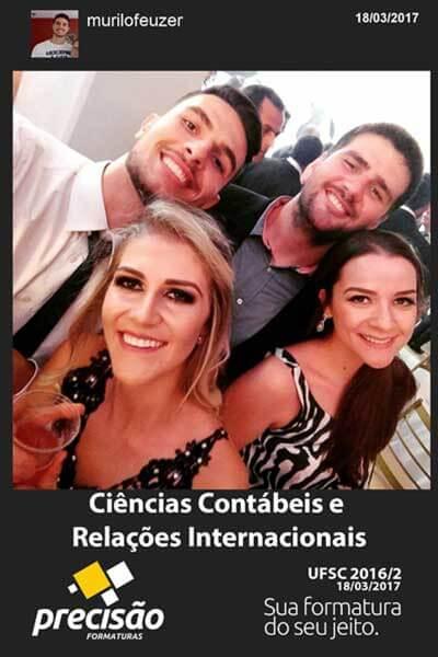 Impressão de Fotos Hashtags Florianópolis